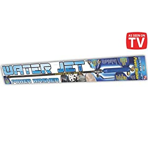 Water Jet Power Washer Turn Any Hose into A High Pressure Power Washer