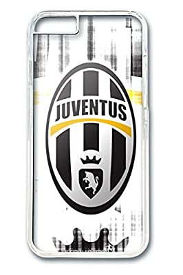 iPhone 6 Case, Custom Design Scratch Proof Protection Hard PC Clear Bumper Case Cover Slim fit for New Apple iPhone 6 4.7 Inch - Juventus