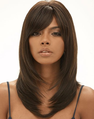 Human Hair Quality Wig Ella By Janet Collection Color#2