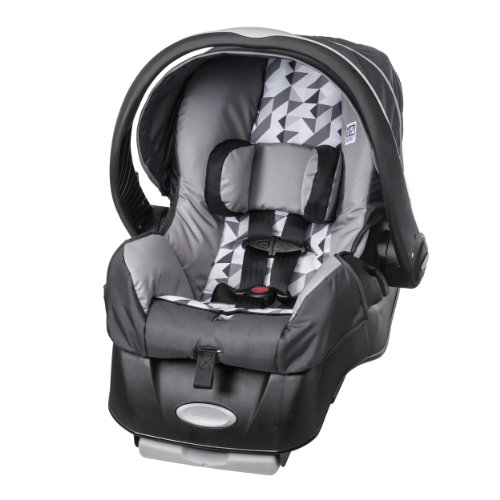 Great Features Of Evenflo Embrace LX Infant Car Seat, Raleigh