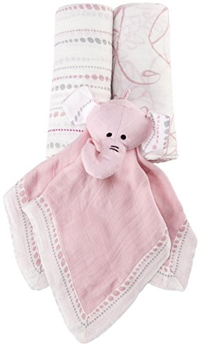 aden + anais Lullaby Rayon from Bamboo Gift Set, Tranquility