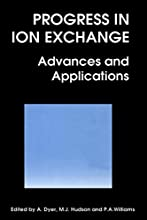 Progress in Ion Exchange Advances and Applications