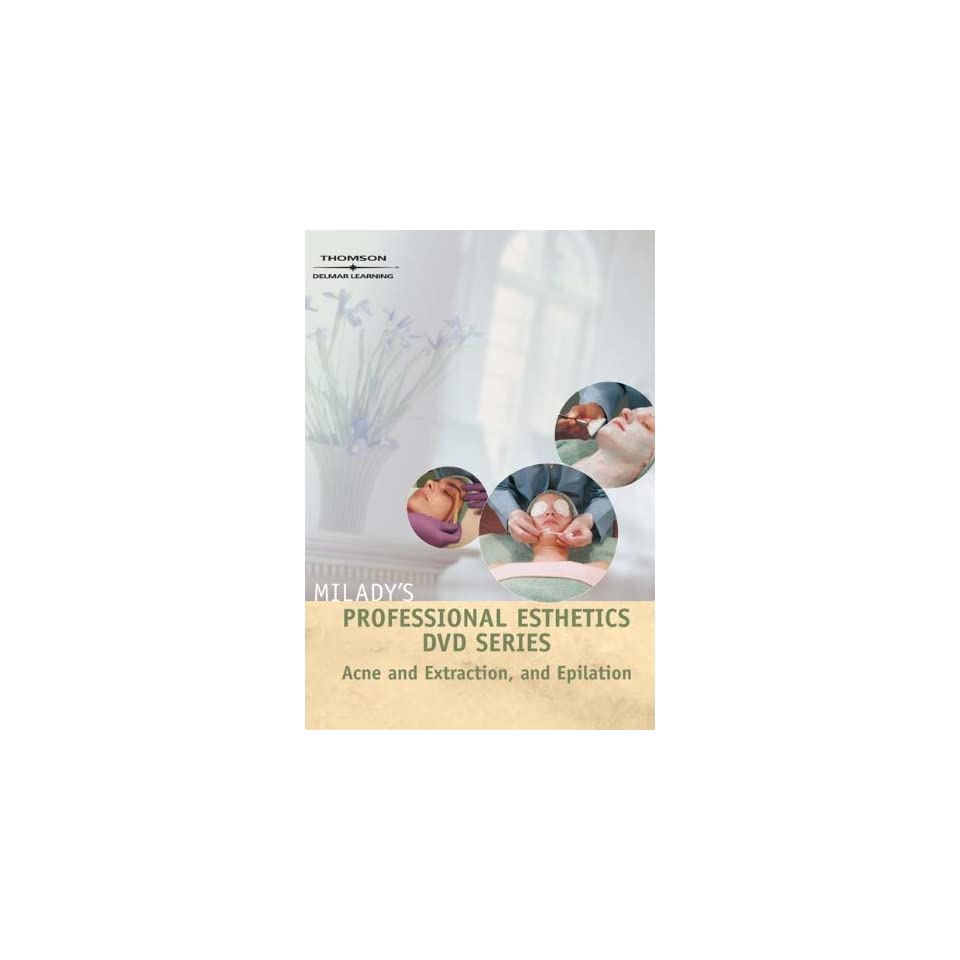 Professional Esthetics DVD Series Acne and Extraction