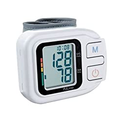 Krishkare Blood Pressure Monitor wrist