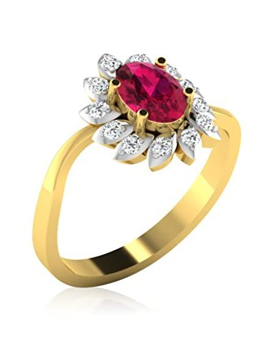Art Of Diamond Ring gelbgold