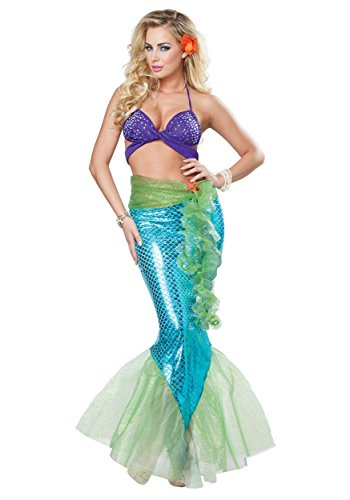 Mermaid Costume Adult