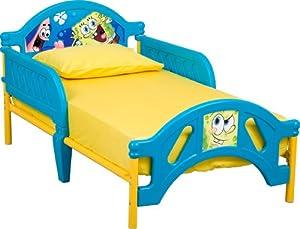 Nickelodeon Sponge Bob Toddler Bed from Delta Enterprise