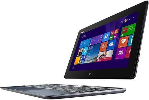 ASUS Transformer (T100TAF-B12-GR) 2 In 1 10.1 Inch Touchscreen Display Laptop