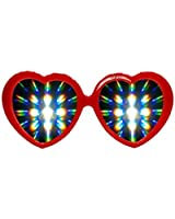Emazing Lights Love Lens Heart Diffraction Prism Fireworks Rave Glasses