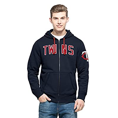 MLB Men's Gamebreak Cross-Check Full-Zip Hood