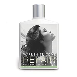 Warren Tricomi Repair Restoring Shampoo for Unisex, 9.3 Ounce