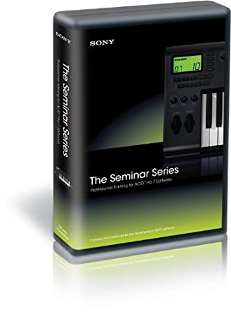 The Seminar Series: Sony ACID Pro 7