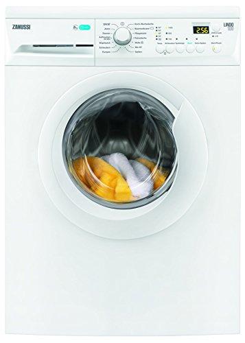 Zanussi 914912305 Lave linge 8 kg 1400 trs/min A+++ Blanc