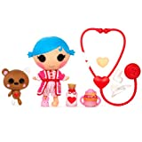 Lalaloopsy Littles Sew Cute Patient Feature Doll Bumps and Bruises