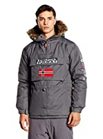 Geographical Norway Chaqueta Building (Gris)