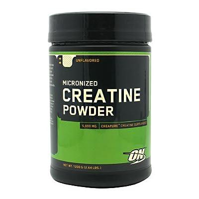 Optimum Nutrition Creatine Powder 1200G