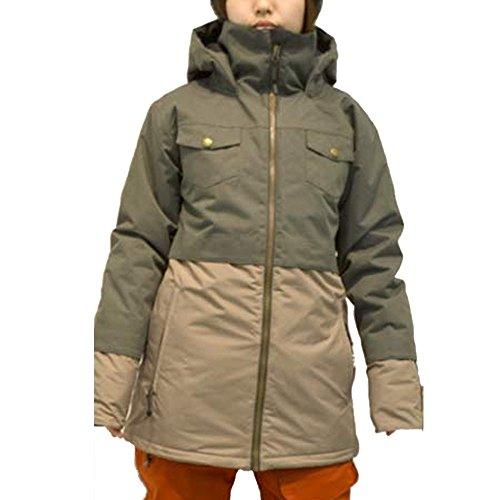 AIRBLASTER (エアブラスター) Snuggler Jacket カラー:Olv/Puddle M