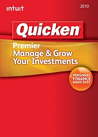 Quicken Premier 2010  [Download] [OLD VERSION]