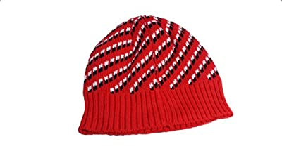 Manchester United Official SOCCER One Size Knit Beanie Hat by Rhinox