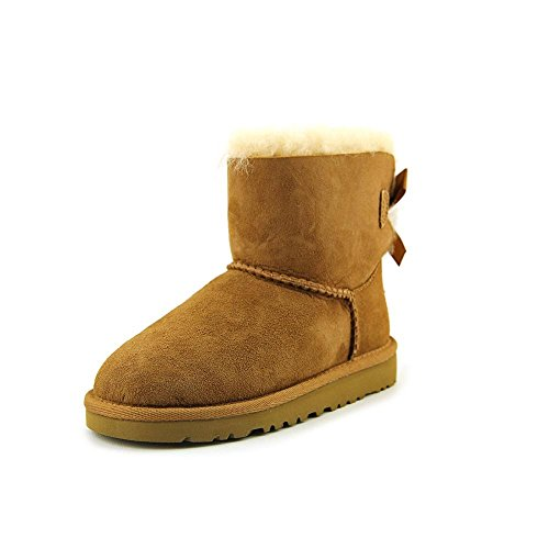 Stivales Ugg Mini Baley Bow Chestnut 30 Beige