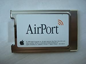 Original Apple Airport WiFi Card iMac iBook G3 G4 eMac from Apple Computer