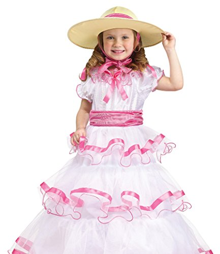 Fun World Costumes Baby Girl's Sweet Southern Bell Toddler Costume