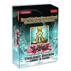 Yu-Gi-Oh Twilight Edition Light & Dark Deck Pack (includes 3 booster packs + 1 ultra-rare Honest promo card)