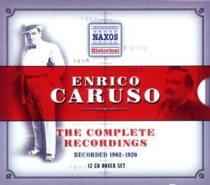 The Complete Recordings, 1902-1920 (Box Set) by Alberto Franchetti,&#32;Giuseppe Verdi,&#32;Jules Massenet,&#32;Gaetano Donizetti and Arrigo Boito