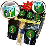 Londons Times Funny Music Cartoons – Golf Drivers – Coffee Gift Baskets – Coffee Gift Basket