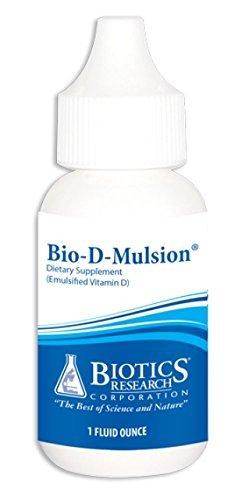 Biotics Research - Bio-D-Mulsion 1oz (Biotics Research Vitamin D compare prices)