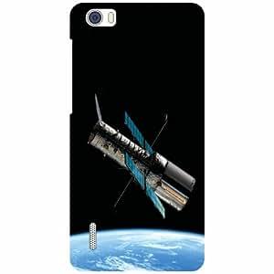 Huawei Honor 6 H60-L04 - Rocket Matte Finish Phone Cover