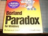 Borland Paradaox 5.0 for Windows
