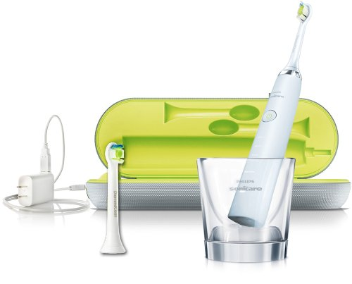 Philips Sonicare HX9332 04 DiamondClean Rechargeable Toothbrush