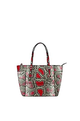 PP453522LIPSTICK Guess Sacs de shopping Femme Polyuréthane Multicouleur