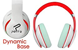 Everything Imported Penta Dynamic Base Headphone Random Colour As Per Stock Clear Audio With mic for Calling