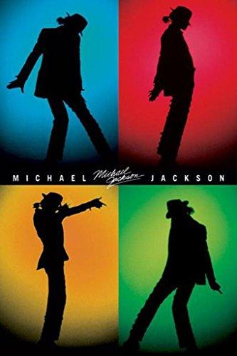 Michael Jackson Silhouettes