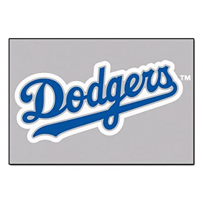 Fanmats MLB Los Angeles Dodgers Nylon Rug