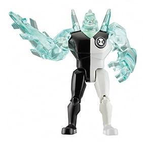 Amazon.com: Ben 10 Alien Collection - Diamondhead Battle Version: Toys