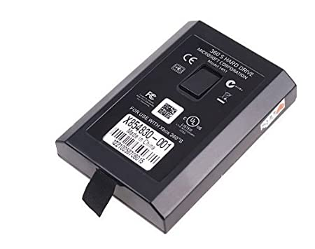 Matek: 250GB Hard Disk Drive for XBox 360 HDD