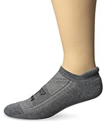 Balega Hidden Comfort Socks, Charcoal, X-Large