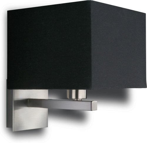 Philips 36677/17/48 Roomstylers Wall Sconce, Black front-40917