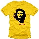 coole-fun-t-shirts Herren t-shirt CHE GUEVARA EL CHE