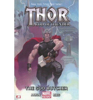 [ THE GOD BUTCHER (THOR: GOD OF THUNDER #01) - STREET SMART ] By Aaron, Jason ( Author) 2014 [ Paperback ] (Thor The God Butcher compare prices)