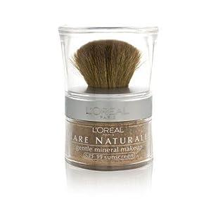 L'Oreal Bare Naturale Gentle Mineral Makeup SPF 19 458 Light Ivory