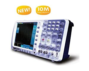 Owon SDS7102 Deep Memory Digital Storage Oscilloscope 2-channel with VGA and LAN interface
