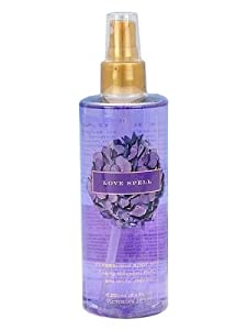Victoria's Secret Garden Love Spell Refreshing Body Mist Splash 8.4 oz