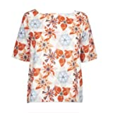 V&A 'Kaleidoscope' Tunic Top||EVAEX