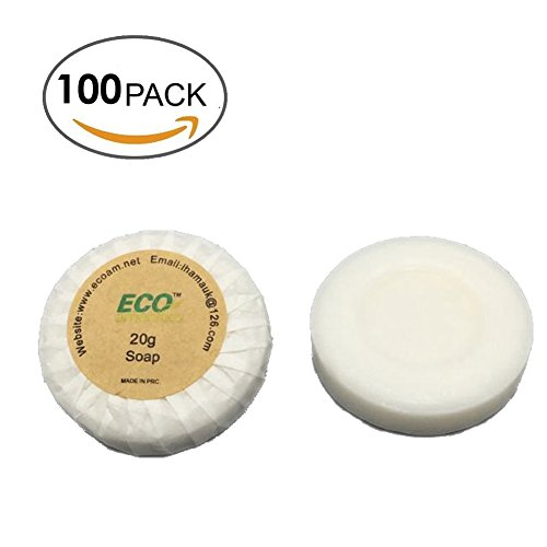 eco-amenities-round-tissue-pleated-20g-cleaning-soap-100-bars-per-case