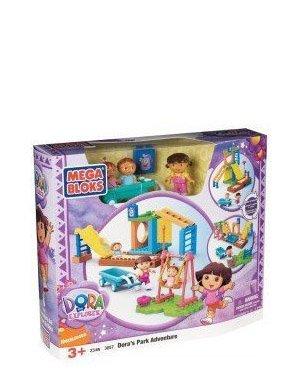 Mega Bloks Dora Playsets Assortment