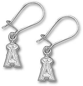 Sterling Silver ANAHEIM ANGELS NEW A 3 8 POST ERS by Logo Art